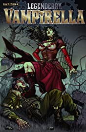 Legenderry: Vampirella No.3 (sur 6): Digital Exclusive Edition