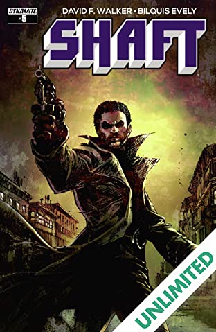 Shaft #5: Digital Exclusive Edition