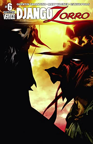 Django/Zorro #6 (of 7): Digital Exclusive Edition