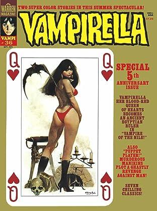 Vampirella (Magazine 1969-1983) #36