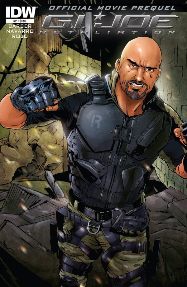 G.I. Joe 2: Movie Prequel - Retaliation #2