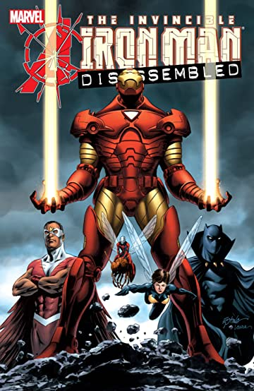 Avengers: Disassembled - Iron Man