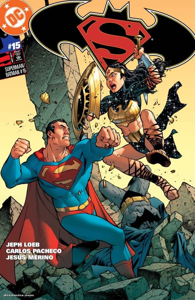 Superman/Batman #15