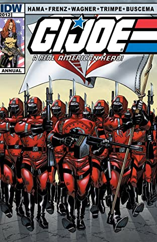 G.I. Joe: A Real American Hero: Annual No.1