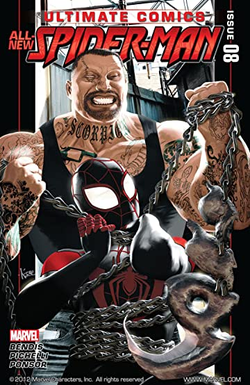 Ultimate Comics Spider-Man (2011-2013) #8