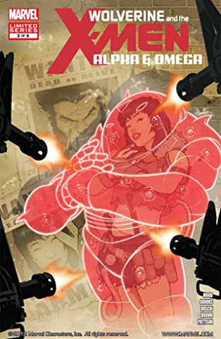 Wolverine and the X-Men: Alpha and Omega #3 (of 5)