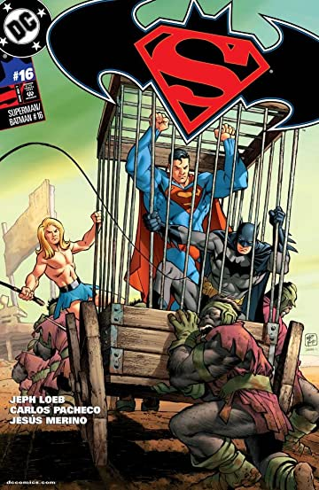 Superman/Batman #16