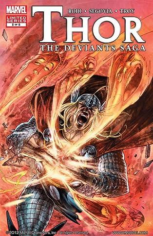 Thor: Deviants Saga #5 (of 5)