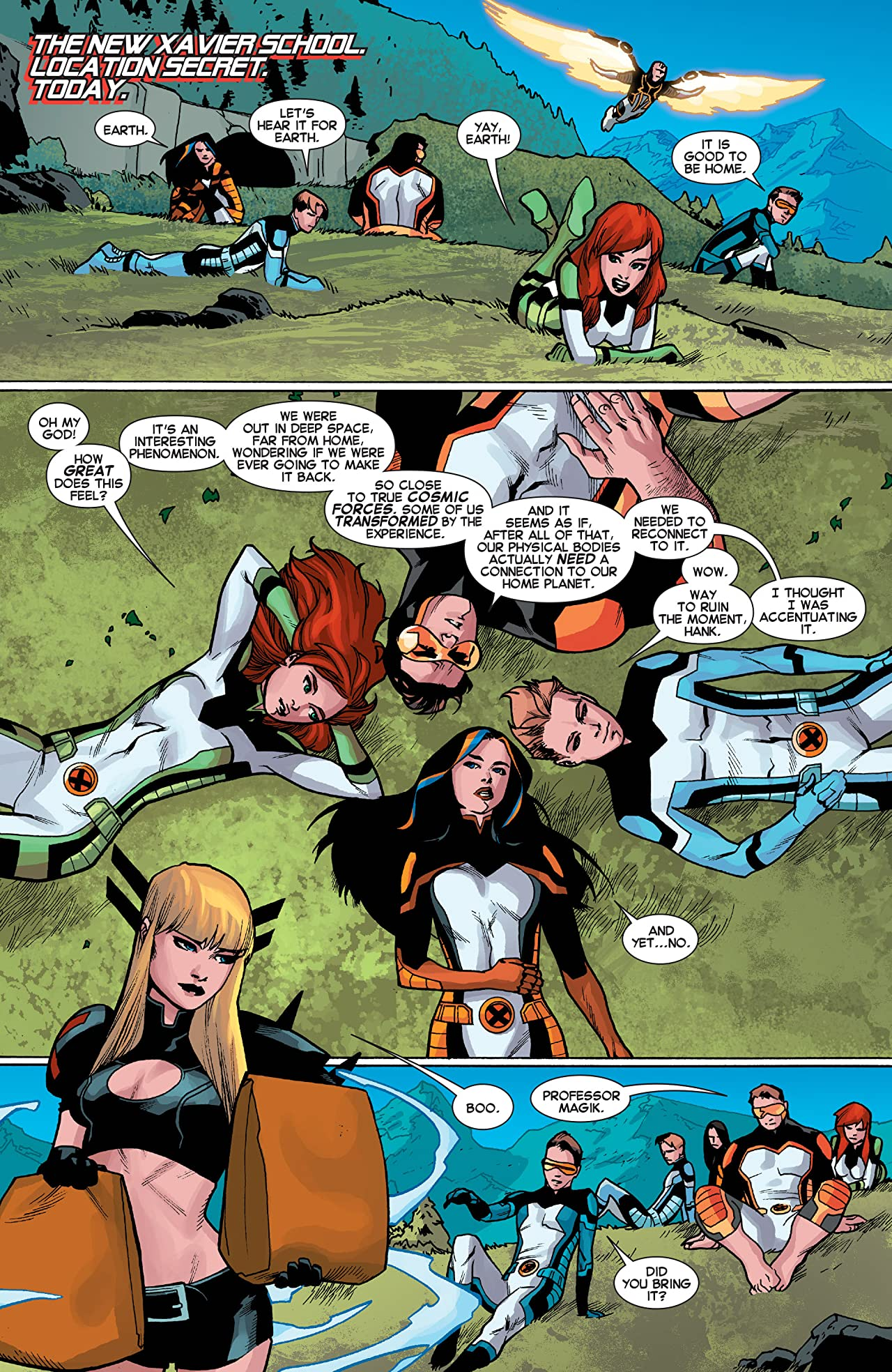 All-New X-Men (2012-2015) #40