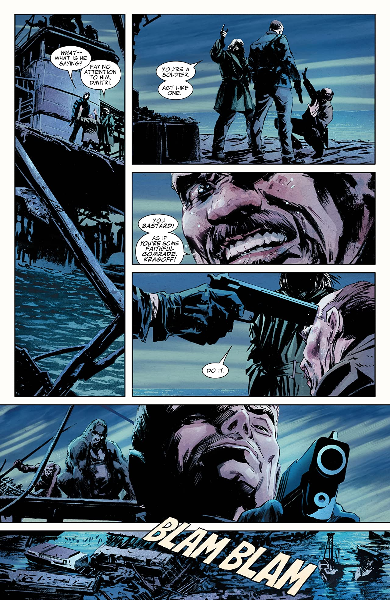 Winter Soldier #3