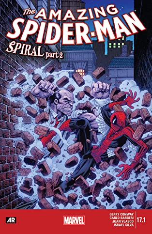 Amazing Spider-Man (2014-2015) #17.1
