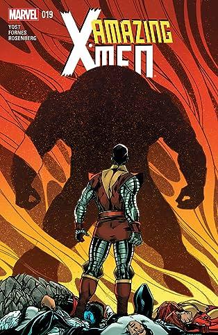 Amazing X-Men (2013-2015) #19