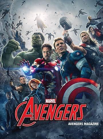 Avengers Magazine (2015-) #1