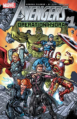 Avengers: Operation Hydra No.1
