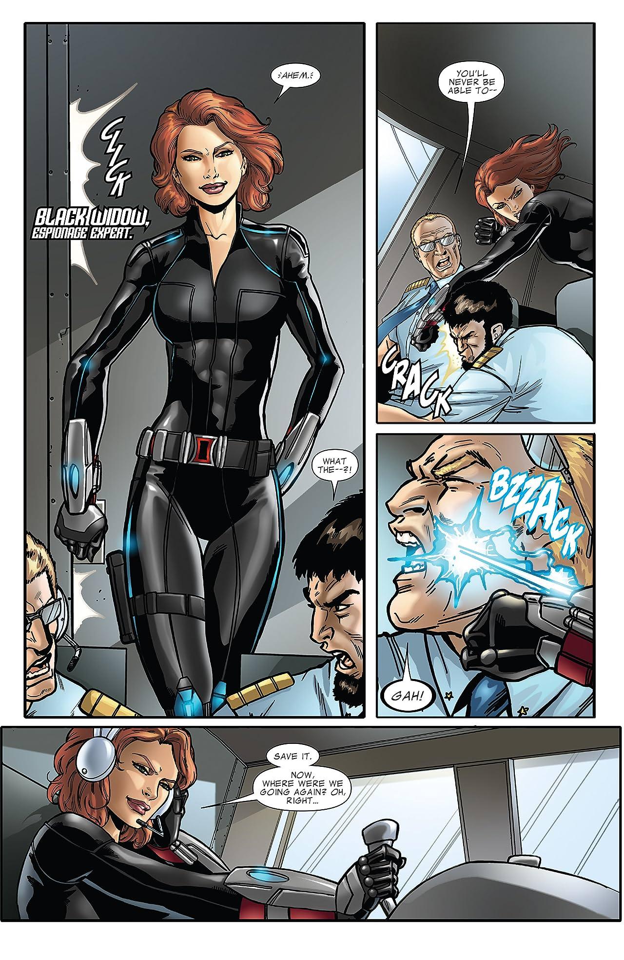 Avengers: Operation Hydra #1