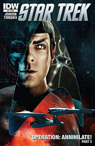 Star Trek (2011-2016) No.6