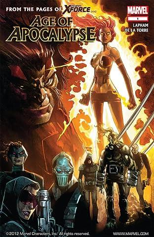 Age of Apocalypse (2012-2013) No.1