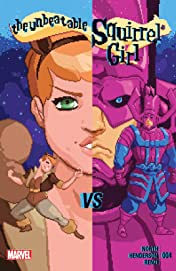 The Unbeatable Squirrel Girl (2015) #4