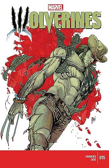 Wolverines (2015) #15