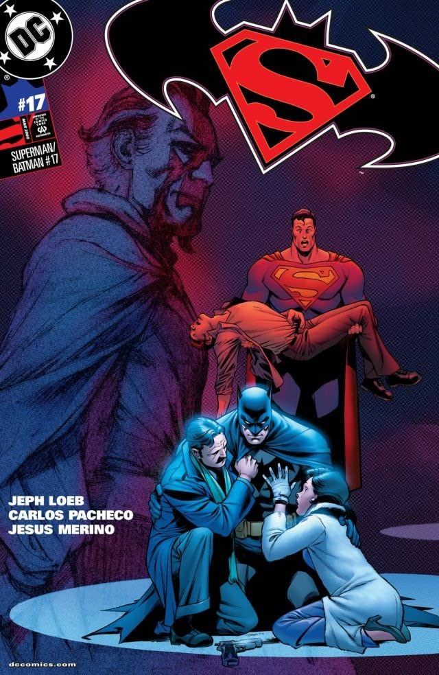 Superman/Batman #17