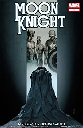 Moon Knight (2010-2012) #11