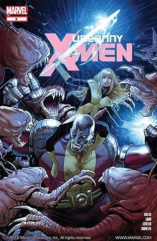 Uncanny X-Men (2011-2012) No.8