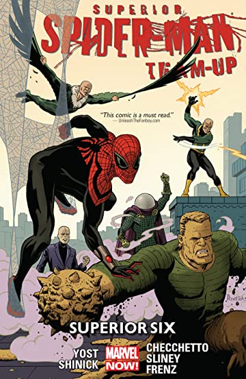 Superior Spider-Man Team-up Vol. 2: Superior Six