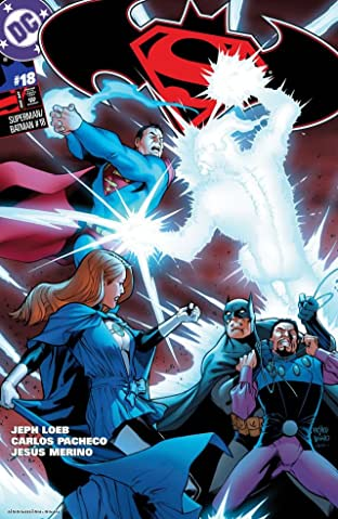 Superman/Batman No.18