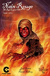 Nain Rouge: The Red Legend #1
