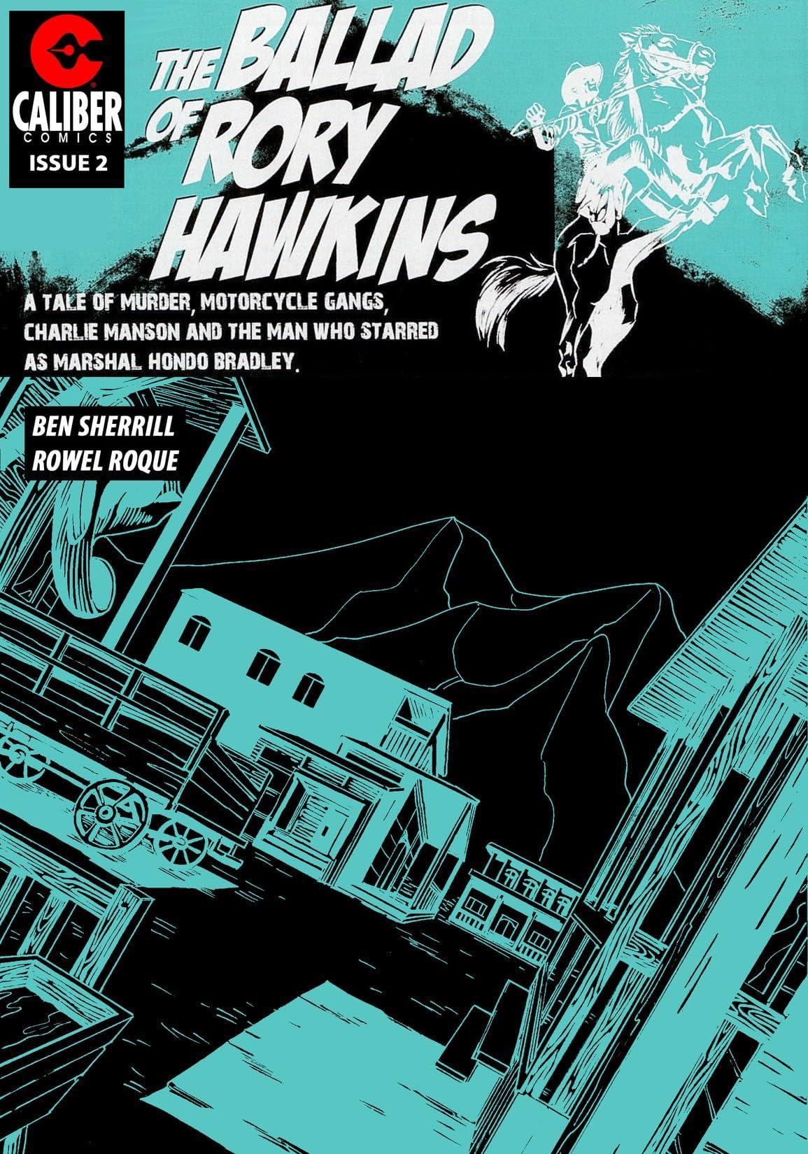 The Ballad of Rory Hawkins #2