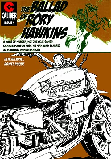 The Ballad of Rory Hawkins #4