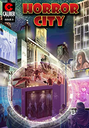 Horror City No.3