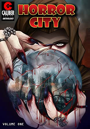 Horror City Tome 1