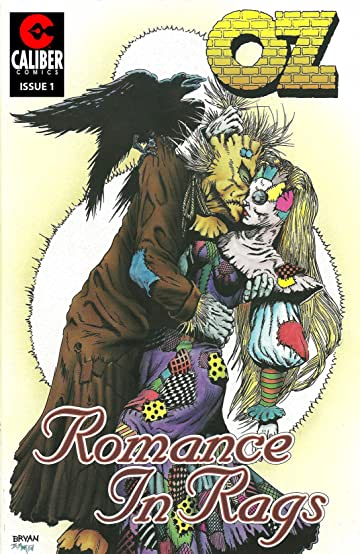 OZ: Romance in Rags #1