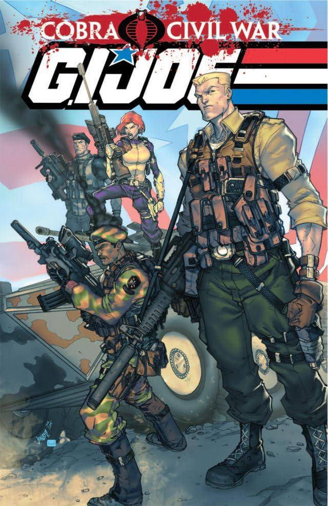 G.I. Joe: Cobra Civil War - G.I Joe Tome 1