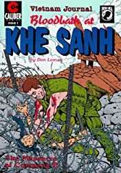 Vietnam Journal: Bloodbath at Khe Sanh #1