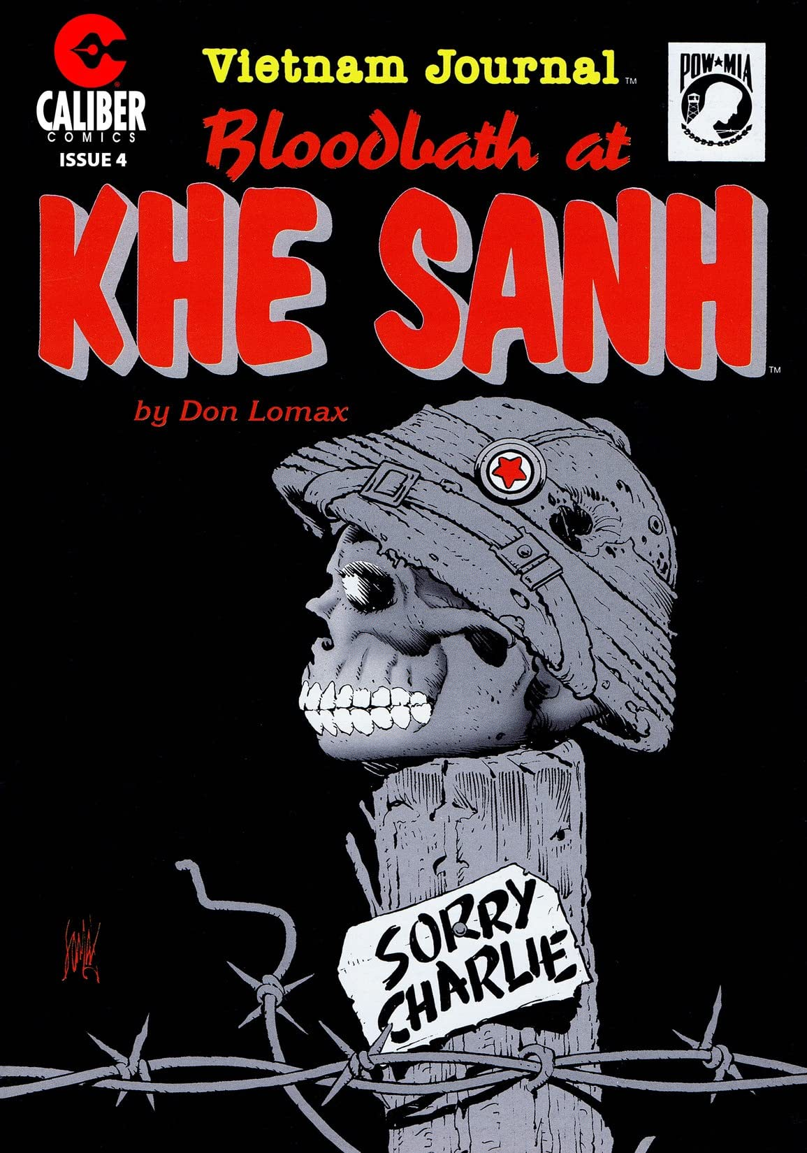 Vietnam Journal: Bloodbath at Khe Sanh #4