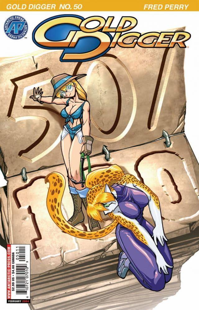 Gold Digger #50