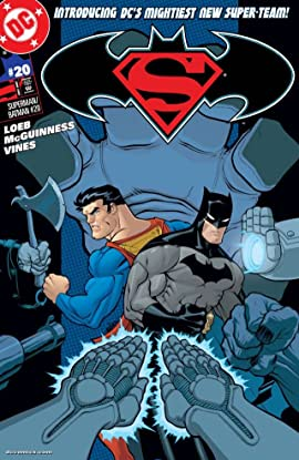 Superman/Batman #20