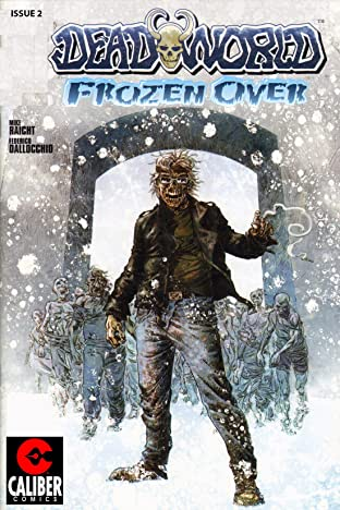 Deadworld: Frozen Over #2