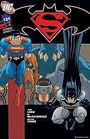 Superman/Batman #21