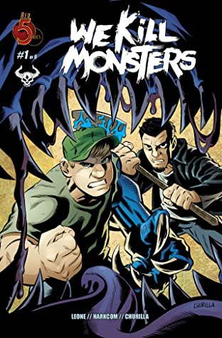 We Kill Monsters No.1 (sur 6)