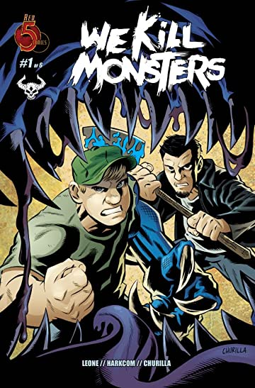 We Kill Monsters #1 (of 6)