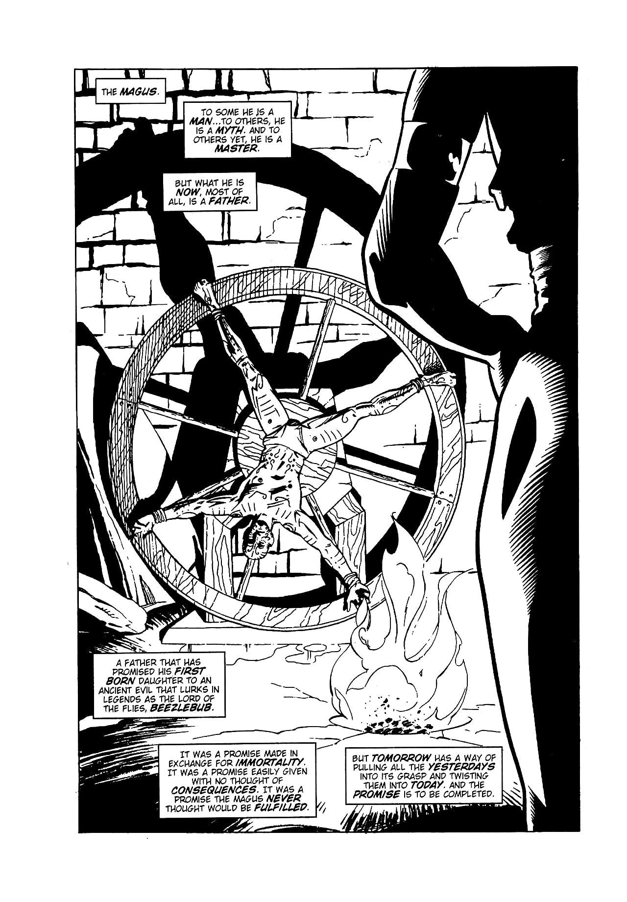 Saint Germaine: Magus #3