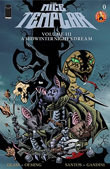The Mice Templar Vol. 3 #0