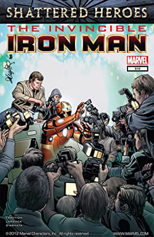 Invincible Iron Man (2008-2012) #510