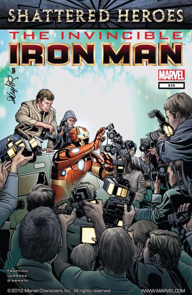 Invincible Iron Man (2008-2012) #510