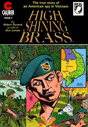 Vietnam Journal: High Shining Brass #1
