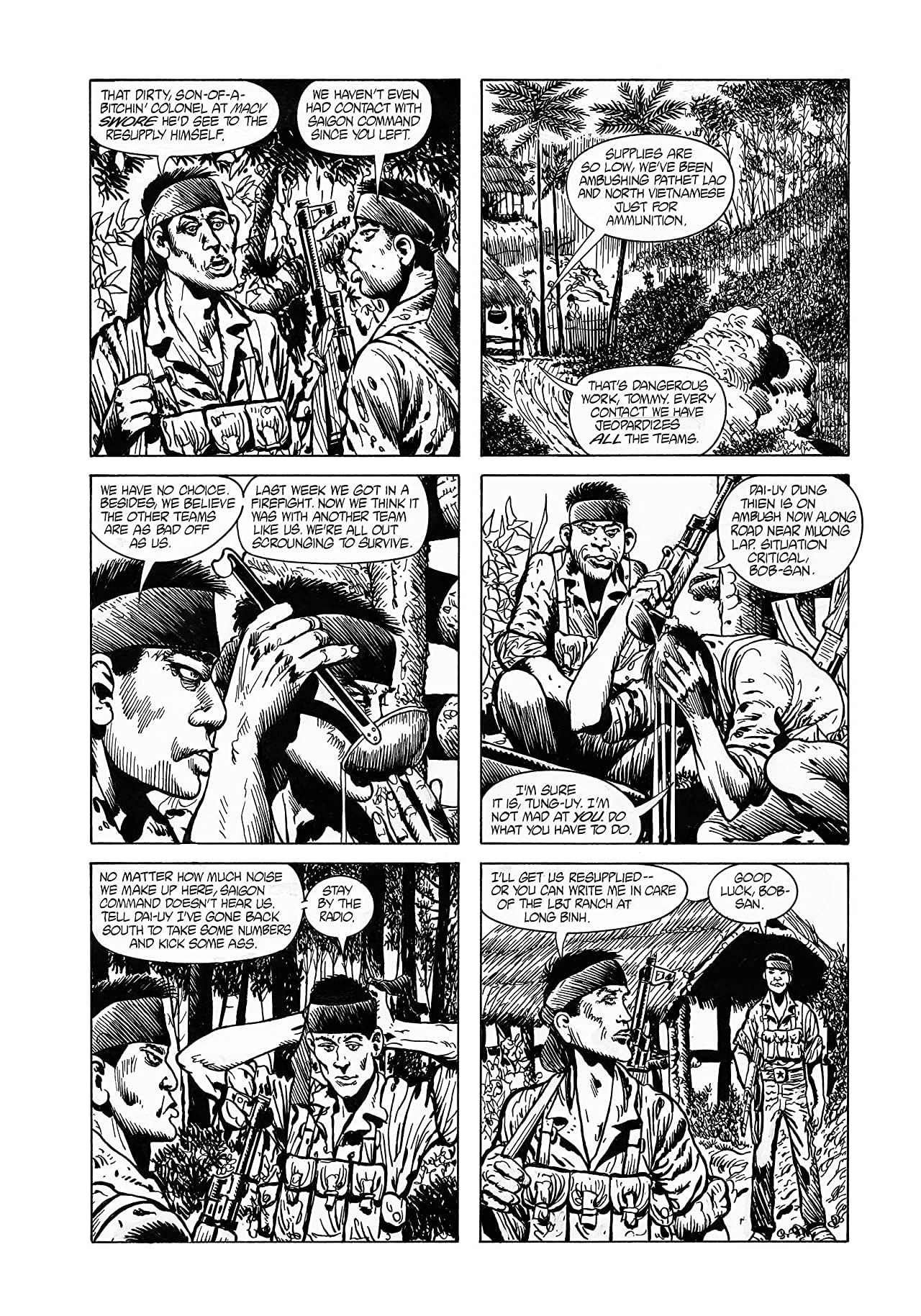 Vietnam Journal: High Shining Brass #3
