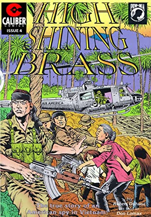 Vietnam Journal: High Shining Brass #4